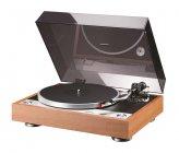 ONKYO CP-1050 Gramofon z napędem Direct-Drive Drewno