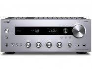 Onyko TX-8390 srebrny - Sieciowy amplituner stereo
