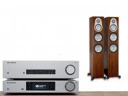 """Akcja """"Wiosna Radosna"""" Cambridge Audio CXA81 + CXNv2 + Monitor audio Silver 300"""