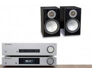 """Akcja """"Wiosna Radosna"""" Cambridge Audio CXA81 + CXNv2 + Monitor audio Silver 100"""