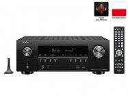 Denon AVR-S950H amplituner sieciowy 7.2 HD czarny