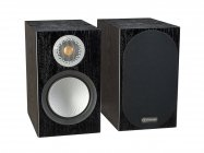 Monitor Audio 6G Silver 50 dąb czarny kolumna podstawkowa sztuka