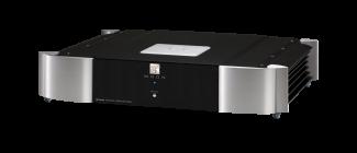 Moon 810LP srebrno-czarny przedwzmacniacz gramofonowy