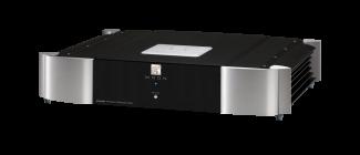 Moon 610LP srebrno-czarny przedwzmacniacz gramofonowy