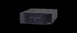 Moon 110LP v2 czarny przedwzmacniacz gramofonowy