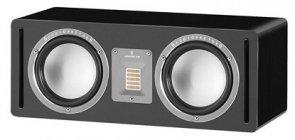 Audiovector QR C sztuka czarny