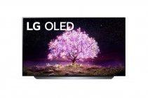 "LG 48""OLED48C1 czarny telewizor | OLED 4K Cinema HDR AI TV ze sztuczną inteligencją | OLED48C11LB"