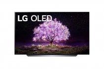 "LG 65""OLED65C1 biały telewizor  | OLED 4K Cinema HDR AI TV ze sztuczną inteligencją | OLED65C12LA"