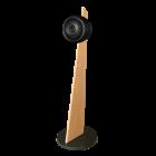 Cabasse BALTIC 5 on stand | Głośniki podstawkowe | Czarny