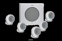Cabasse EOLE 4 5.1 system | Zestaw kolumn głośnikowych 5.1 | Biały