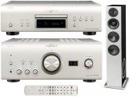 ZESTAW DENON DCD-2500NE + PMA-2500NE + DEFINITIVE TECHNOLOGY DEMAND 17