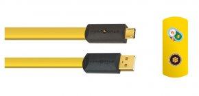 Wireworld  CHROMA 8 USB 2.0 A to Micro-B (C2AM) | Kabel USB 3m