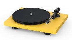 Pro-Ject Debut Carbon Evo | Gramofon analogowy | Żółty