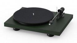 Pro-Ject Debut Carbon Evo | Gramofon analogowy | Zielony