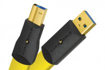 Wireworld  CHROMA 8 USB 3.0 A to B (C3AB) | Kabel USB 1m