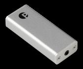 Pro-Ject DAC BOX E Mobile | Wzmacniacz słuchawkowy | Srebrny
