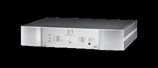 Moon 280D MiND2   Odtwarzacz sieciowy / DAC   Srebrny