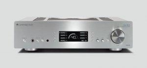 Cambridge Audio AZUR 851A   Wzmacniacz stereo   Srebrny