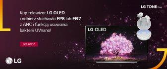 """LG 65""""OLED65C1 biały telewizor    OLED 4K Cinema HDR AI TV ze sztuczną inteligencją   OLED65C12LA   Dostępne od ręki!   SŁUCHAWKI GRATIS!"""